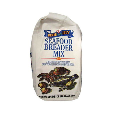 Dixie Lily Seafood Breader