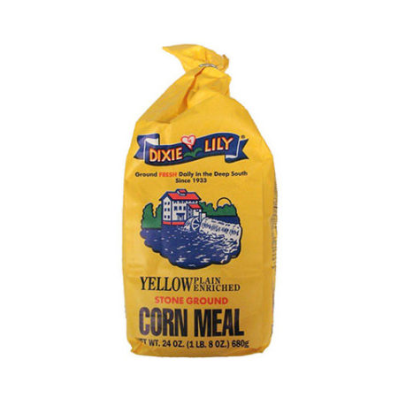 Dixie Lily Corn Meal