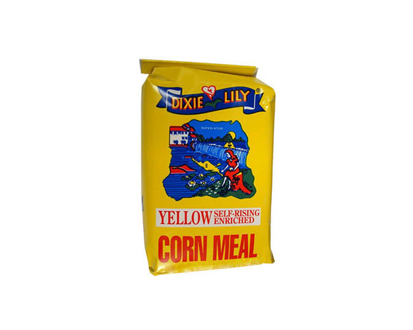 Dixie Lily Self-Rising Corn Meal