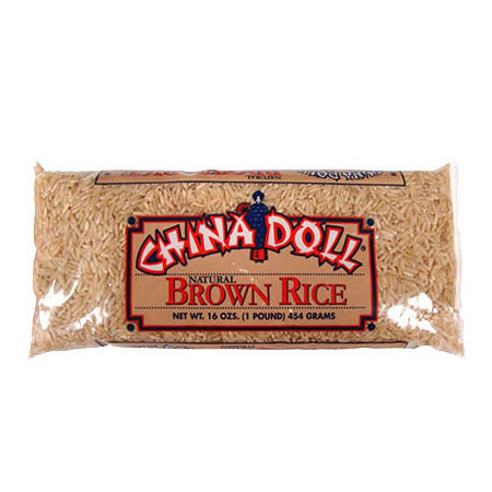China Doll Brown Rice
