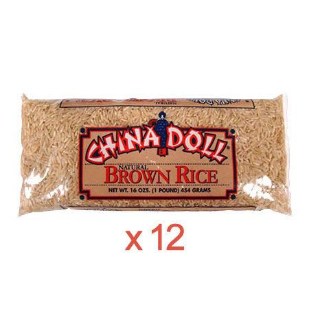 China Doll Brown Rice