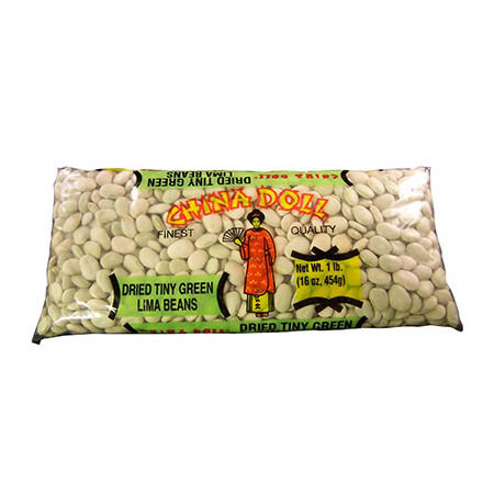 China Doll Tiny Green Lima Beans