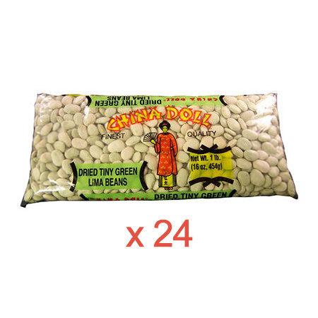 China Doll Tiny Green Lima Beans